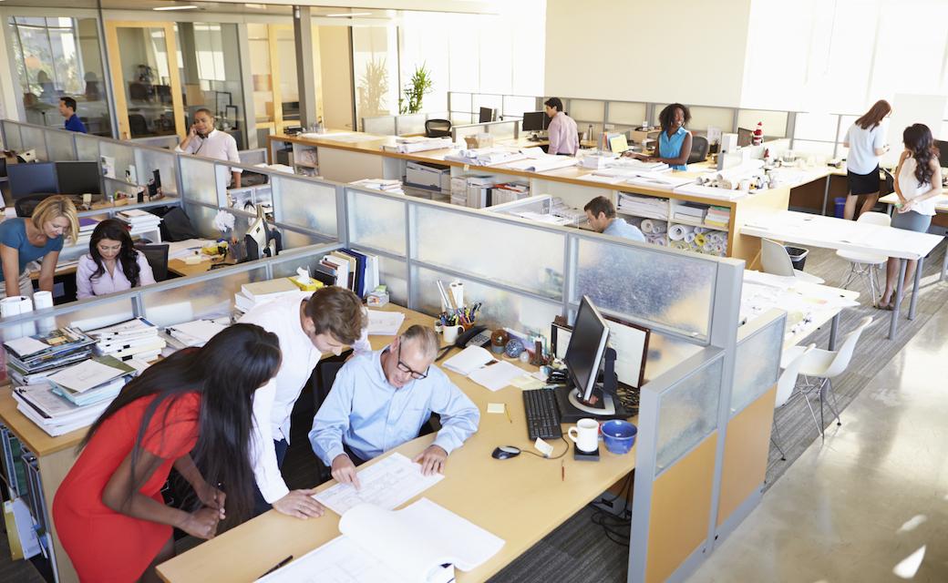 5S в офисе